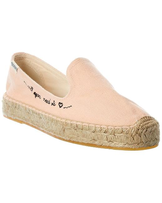 Item - All You Need Canvas Smoking Slipper 1000520 687 Flats