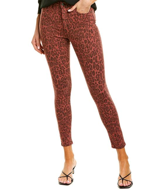 Item - The Charlie Twisted Leopard Sequoia Ankle Cut Gaetlp5748-tl3 Capri/Cropped Jeans