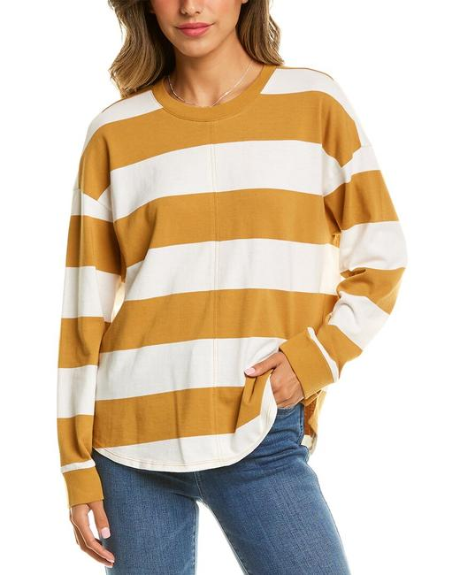 Item - (Re)sourced Newville Long Sleeve T-shirt Md026 Blouse