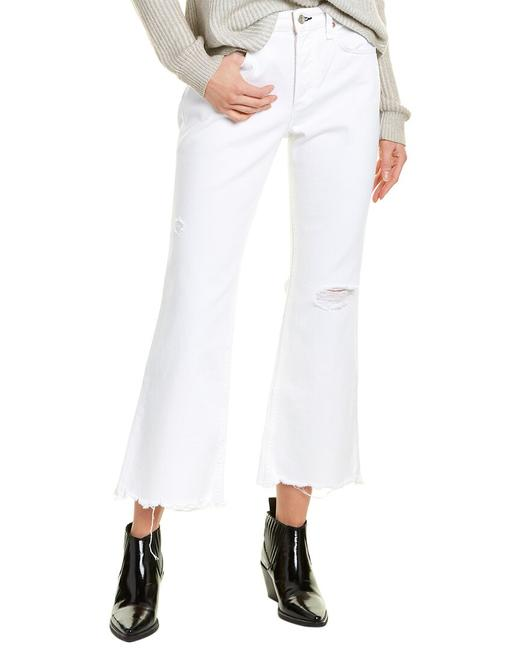Item - Rosa Mid-rise Cropped Wdd20s2701o0dw Flare Leg Jeans