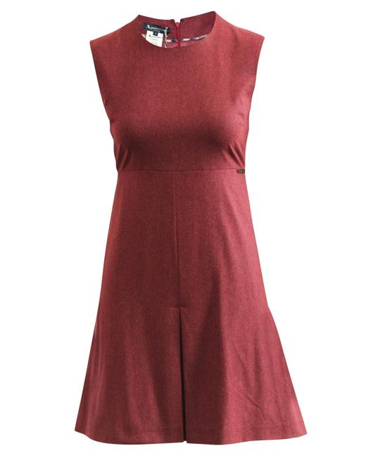 Item - Wool Pleated -pre Owned Condition Excellent It40 Formal Dress
