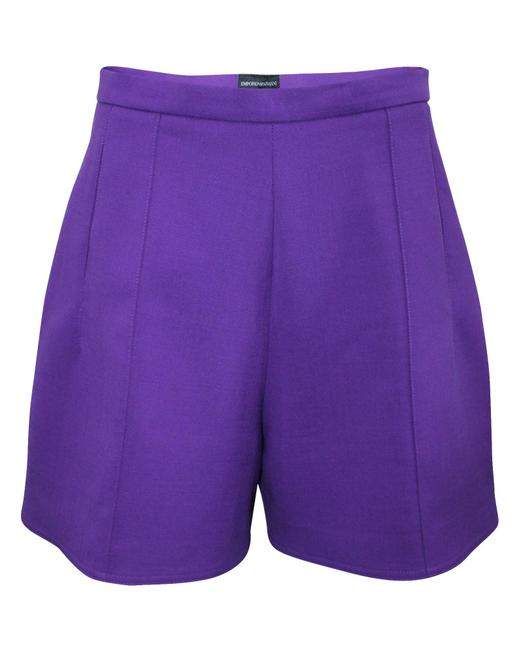 Item - Emporio Purple High Waisted Pants -pre Owned Condition Very Shorts