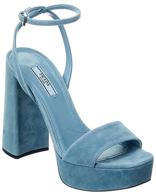 Item - Chunky Suede 1xp76a 008 F0637 Sandals