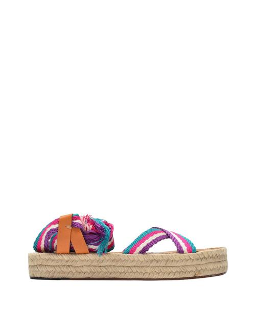 Item - Malay In Green Sandals