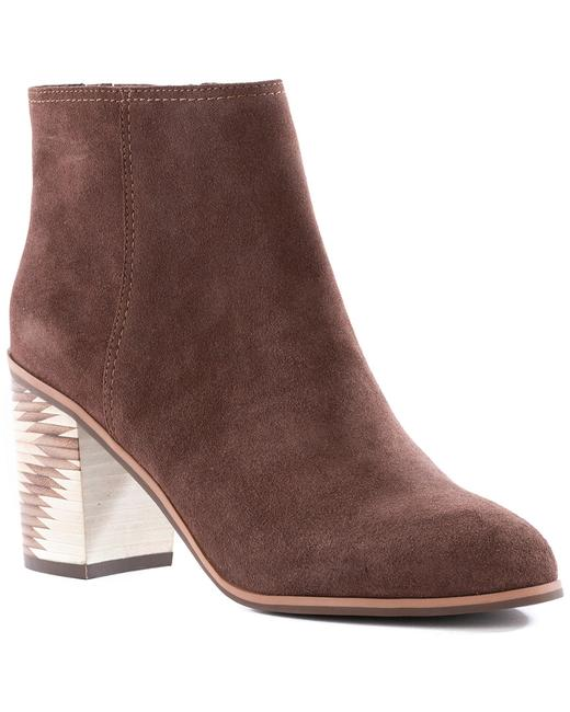 Seychelles Suede Grand Finale Boots/Booties 13115596540005 Image 1