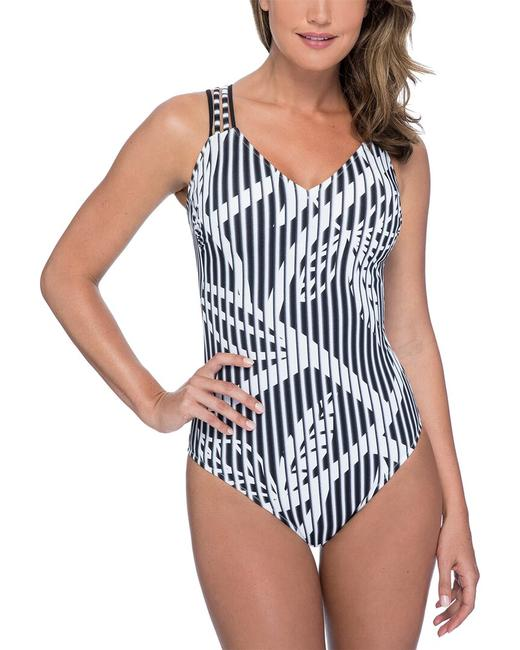 Item - Womens Bamboo E9592035 One-piece Bathing Suit