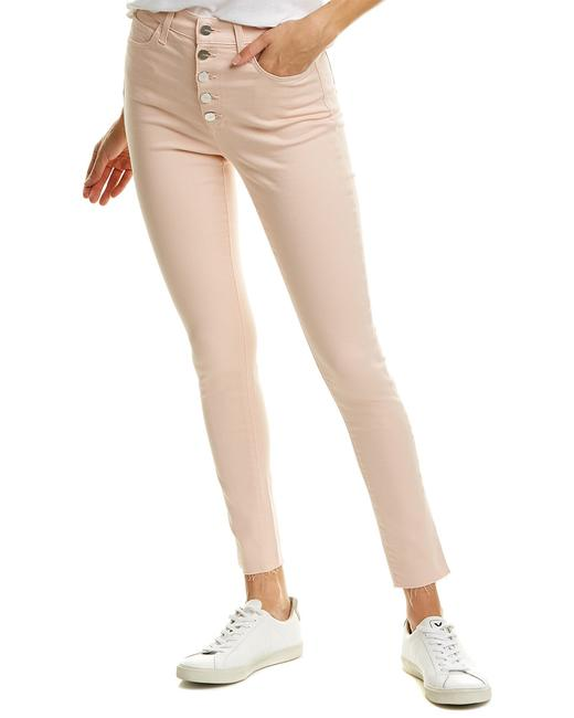 Item - The Charlie Petal High-rise Ankle Cut Cnxpsc5748-ptl Skinny Jeans