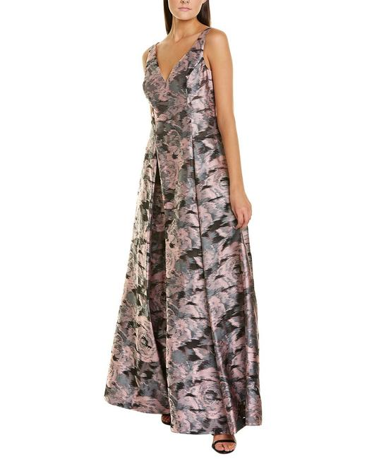 Item - Double V Jacquard Gown Md1e206137 Formal Dress