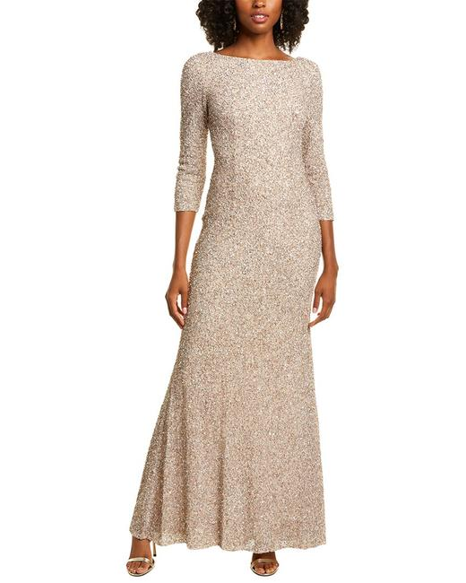 Item - 3/4-sleeve Gown 884381 Formal Dress