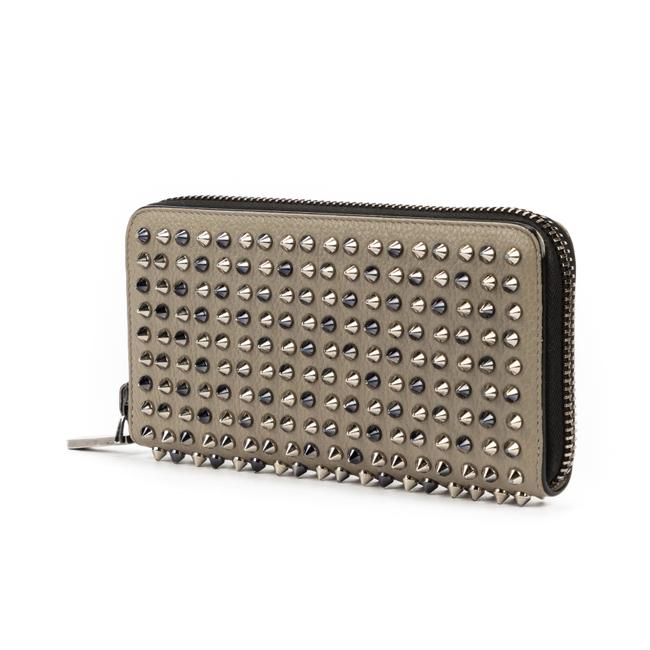 Item - Panettone In Sand Calf Leather Wallet