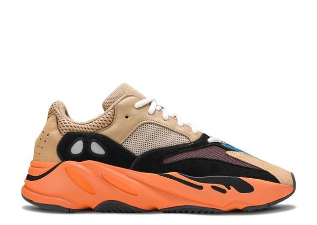 Item - Mens Yeezy Boost 700 'enflame Amber' - Gw0297 Athletic