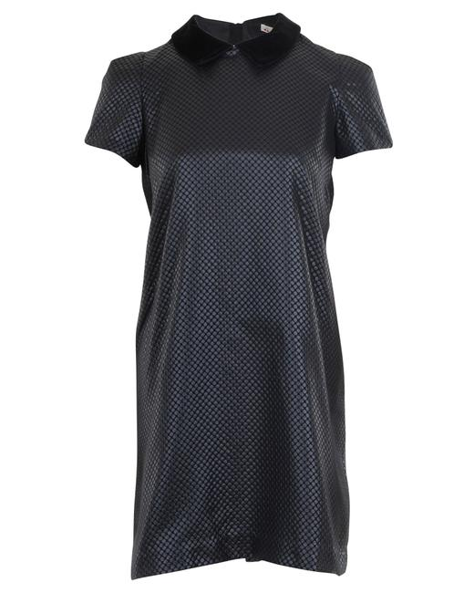 Item - Textured Shift -pre Owned Condition Excellent M Formal Dress