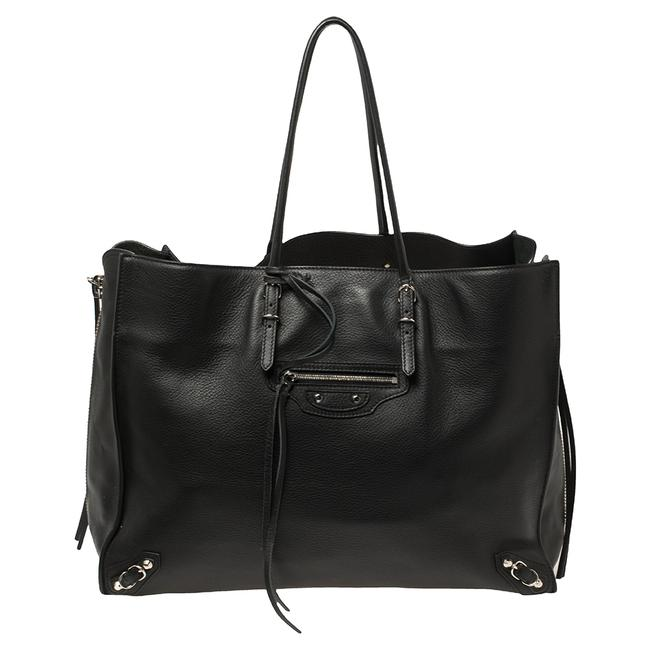 Item - Leather Papier A4 Tote
