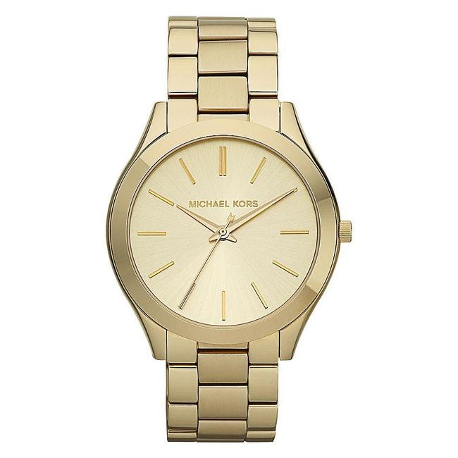 Item - Runway Champagne One Size Watch