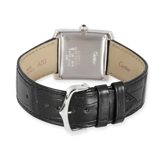 Item - Tank Francaise W5001156 Unisex In 18kt White Gold Watch