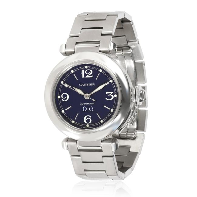 Item - Pasha C W31047m7 Unisex In Stainless Steel Watch