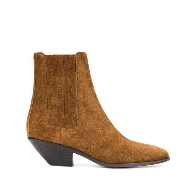 Item - Yves West Chelsea Leather 40 Boots/Booties