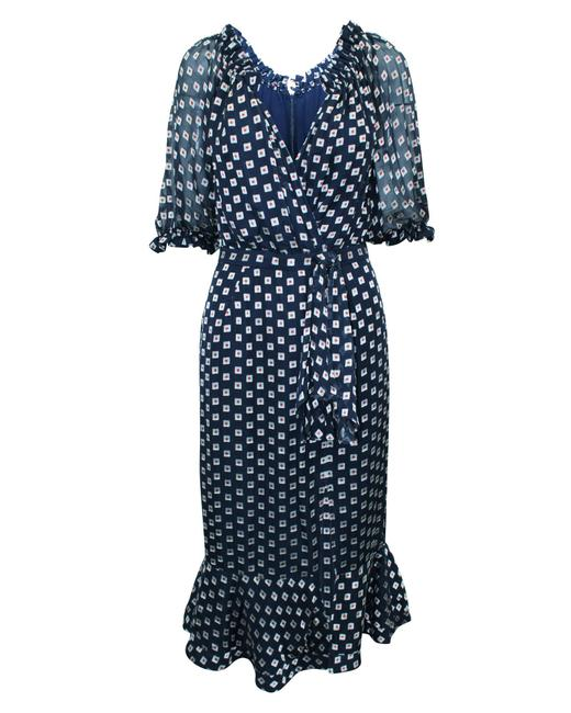 Item - Blue Print -pre Owned Condition Very Good Uk10 Formal Dress