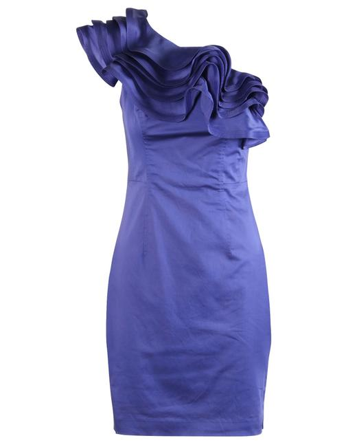 Item - Purple -pre Owned Condition Very Good Us2 Formal Dress