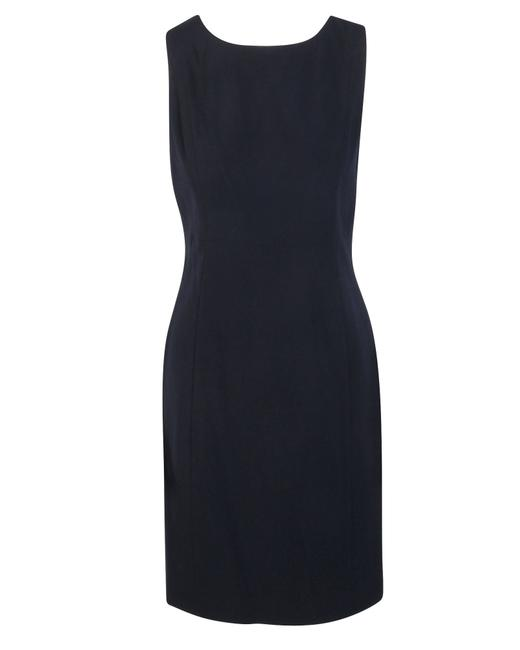 Item - Navy Blue Office -pre Owned Condition Very Good Us6 Formal Dress