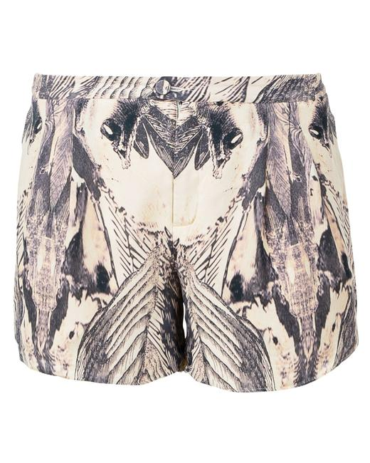 Item - Monochrome Print -pre Owned Condition Very Good S Shorts