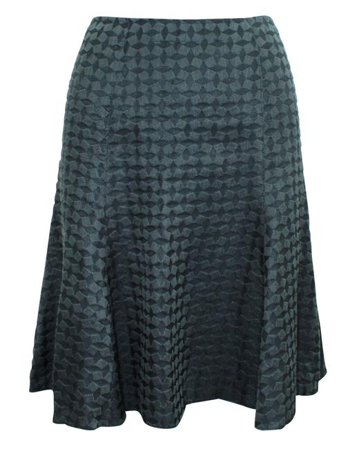 Item - Emporio Dark Grey Textured -pre Owned Condition Very Skirt