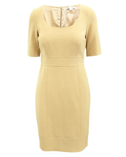 Item - Light Brown -pre Owned Condition Very Good It42 Formal Dress