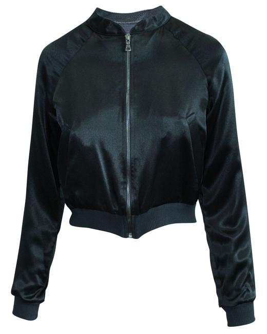 Item - XS Short Black Jacket -pre Owned Condition Very Good Coat
