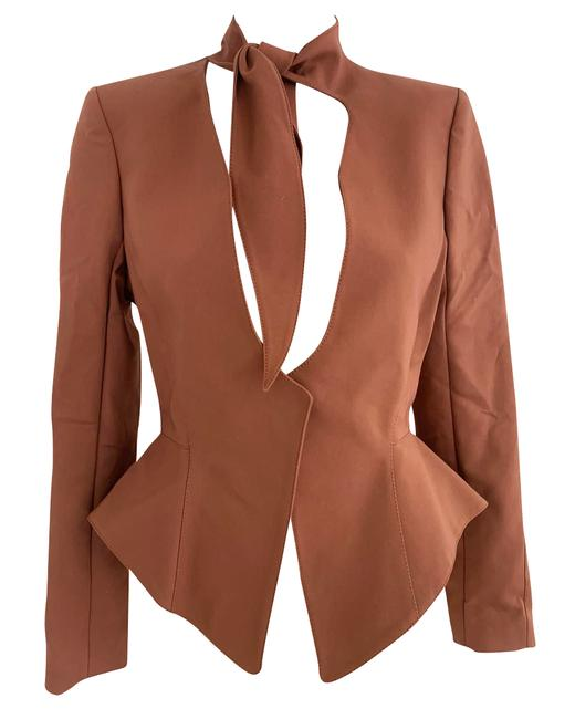 Item - Brown Lavalliere -pre Owned Condition Excellent 38 Blazer