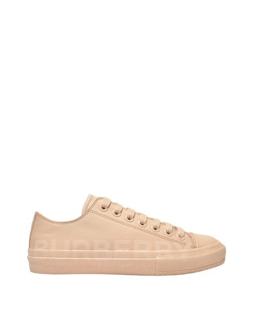 Item - Larkhall Sneakers In Light Almond Cotton Canvas 38 Athletic