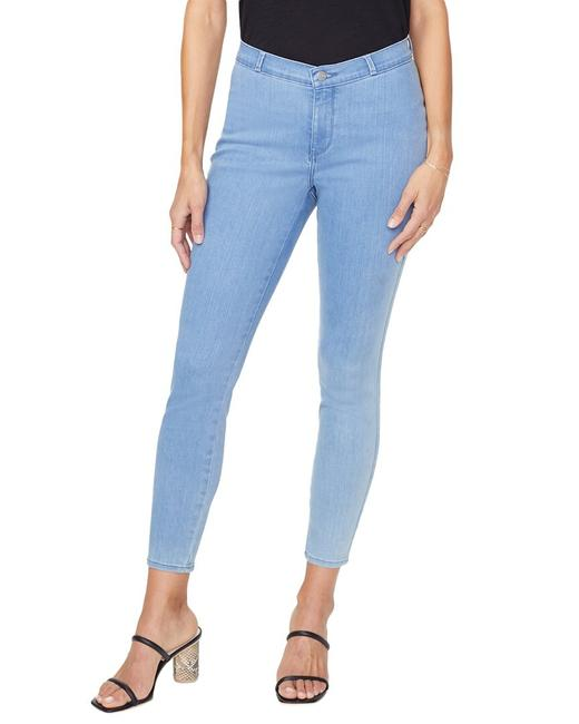 Item - Ami Ankle Contour Leg Mdnmaa2869 Skinny Jeans
