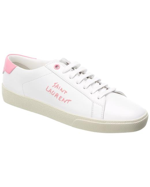 Item - Court Classic Leather Sneaker 610649 00ni0 9052 Athletic