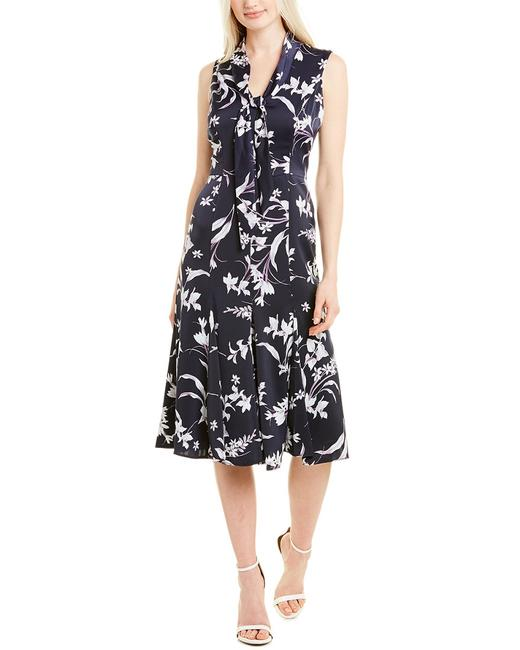 Maggy London Midi G4430m Short Casual Dress Maggy London Midi G4430m Short Casual Dress Image 1