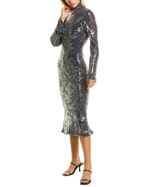 Item - Backless Sequin Midi 1829 Legato Night Out Dress