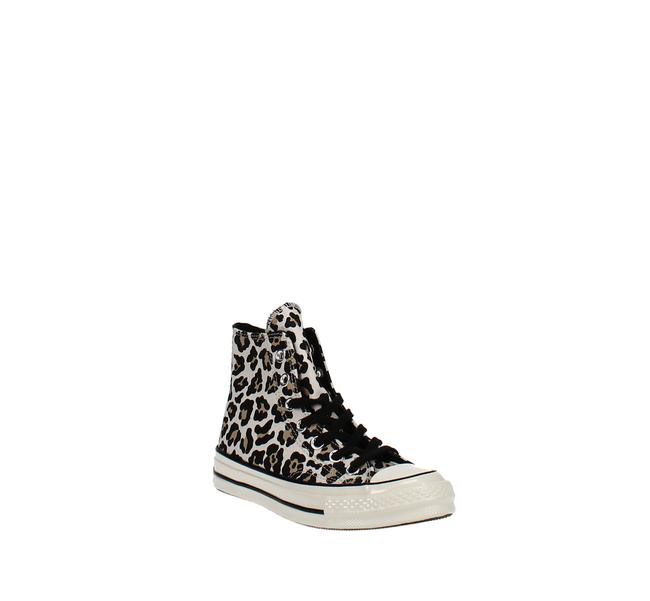 Item - Chuck Taylor All Star Leopard-print High-top Sneakers Athletic