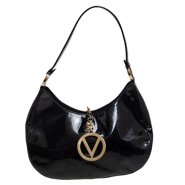 Item - Patent Leather Hobo Bag
