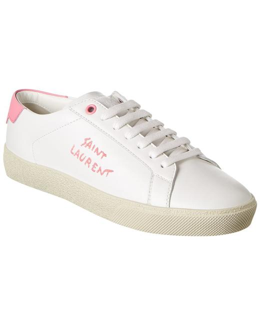 Item - Court Classic Sl/06 Leather Sneaker 610649 00ni0 9052 Athletic