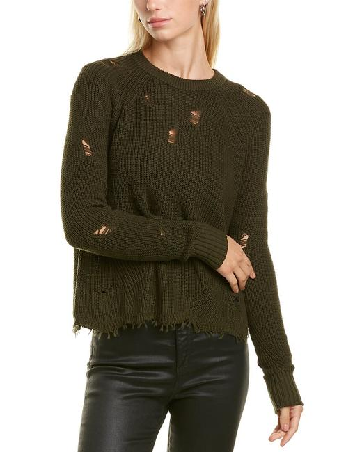 Item - Distressed Shaker N12058 Sweater/Pullover