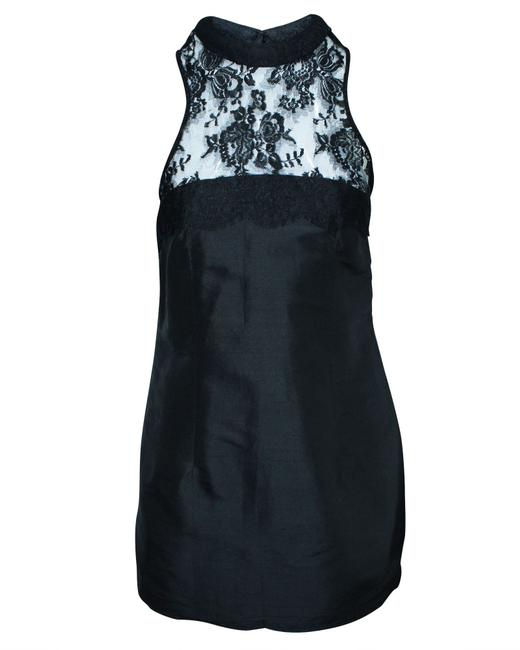 Item - Black with Lace -pre Owned Condition Excellent Formal Dress