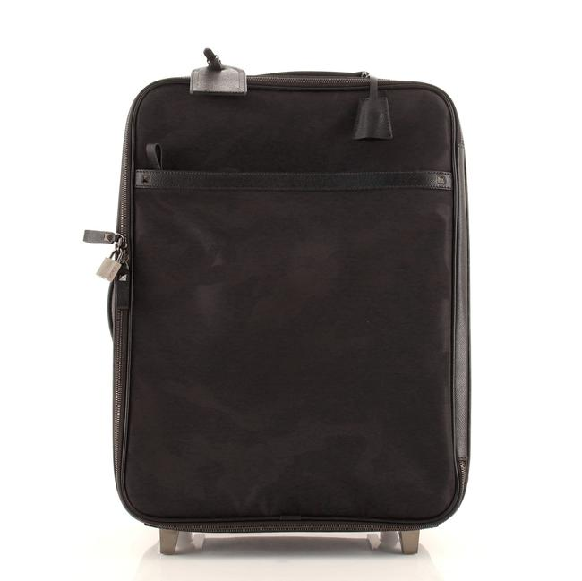 Item - Carry On Rolling Luggage Camouflage Nylon Weekend/Travel Bag