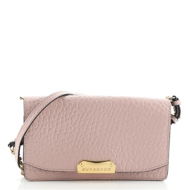 Item - Madison Wallet On Chain Leather Cross Body Bag