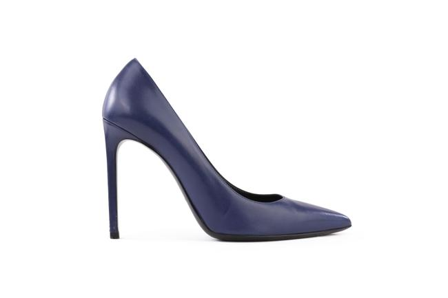 Item - Royal Blue Pointy -pre Owned Pumps