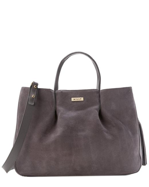 Item - Astor Suede Pinched S60307 Tote