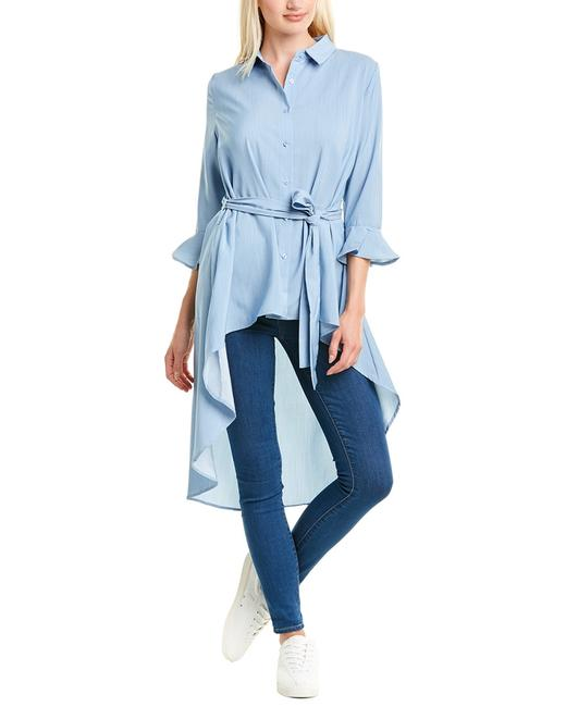 Rain and Rose Bell-sleeve Top Or 4558 Blouse 14116276880001 Image 1