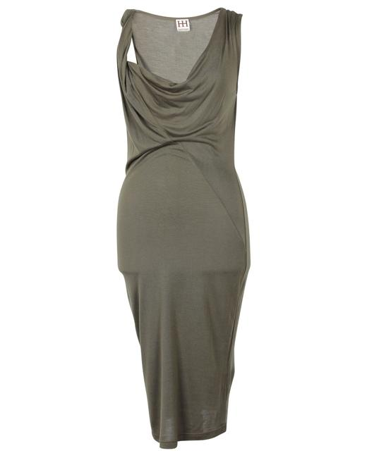 Item - Olive Green -pre Owned Condition Excellent One Formal Dress
