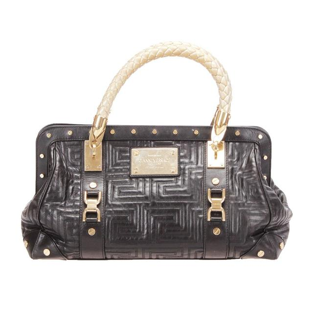 Item - Hand Bag Black In Black -pre Owned Condition Tote