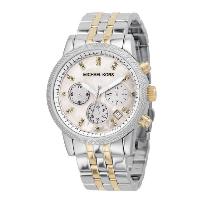 Item - Ritz Chronograph Two-tone Stainless Steel One Size Watch
