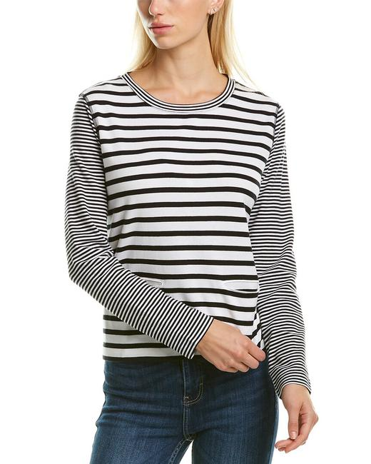 Item - Mixed Stripe Top 22682 Sweater/Pullover