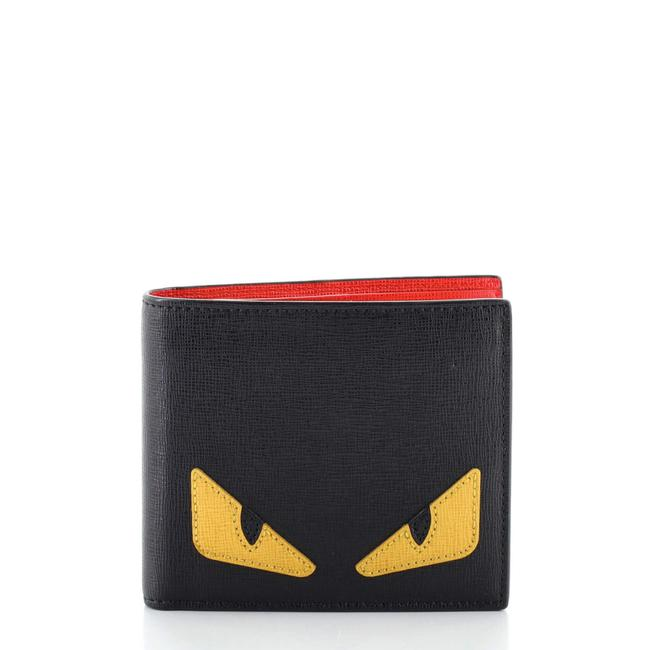Item - Monster Bifold Leather Compact Wallet