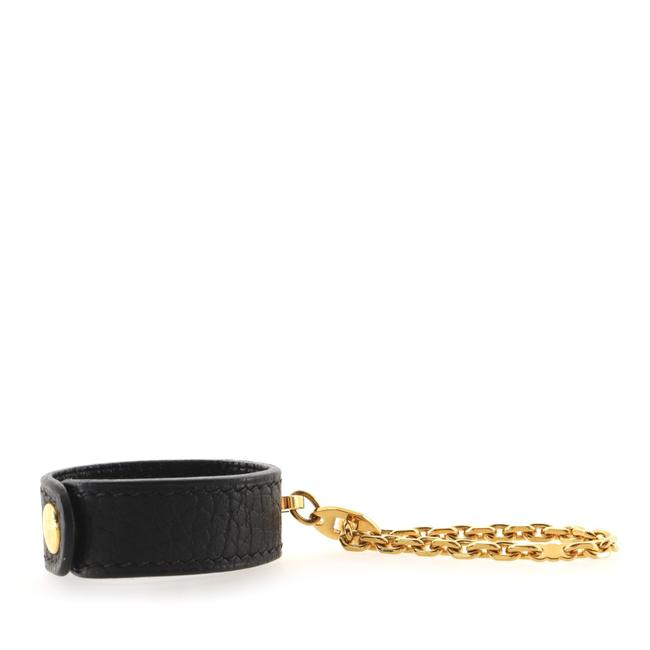 Item - Glove Holder Bag Charm Leather and Metal Accessory